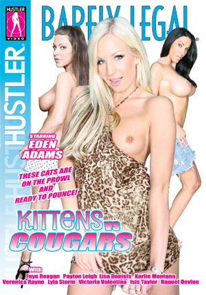 Barely Legal: Kittens vs. Cougars DVD