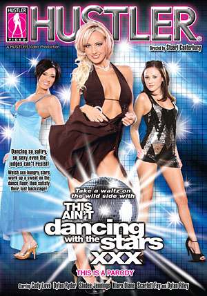 This Ain't Dancing With The Stars XXX DVD