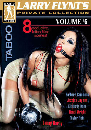Taboo: Larry Flynt's Private Collection #6 DVD