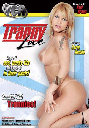 Tranny Love #01 DVD