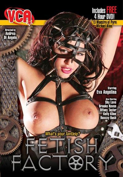 Fetish Factory DVD