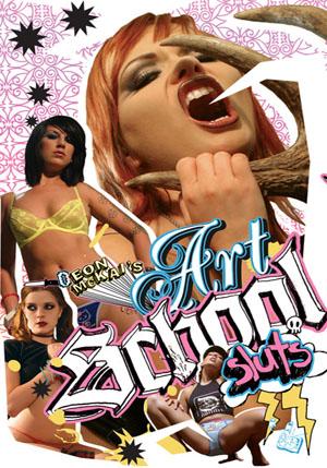 Art School Sluts DVD
