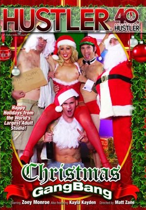 Christmas GangBang DVD