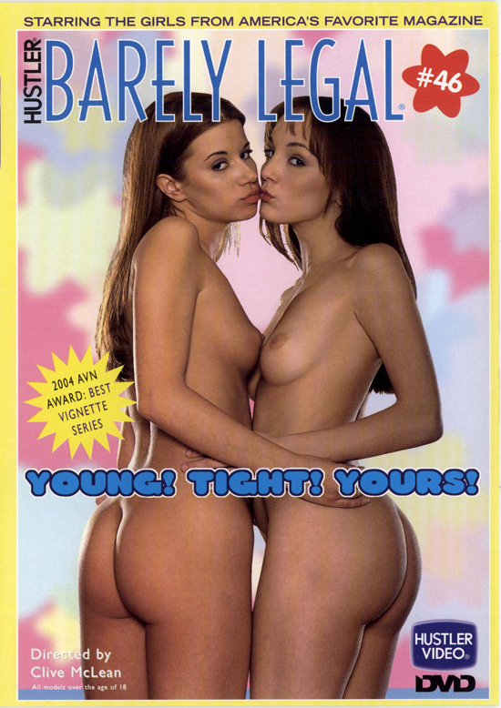 Barely Legal #46 DVD