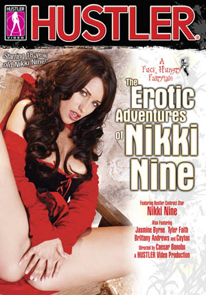 Erotic Adventures of Nikki Nine DVD
