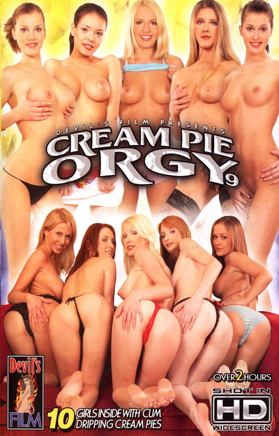 Cream Pie Orgy #09