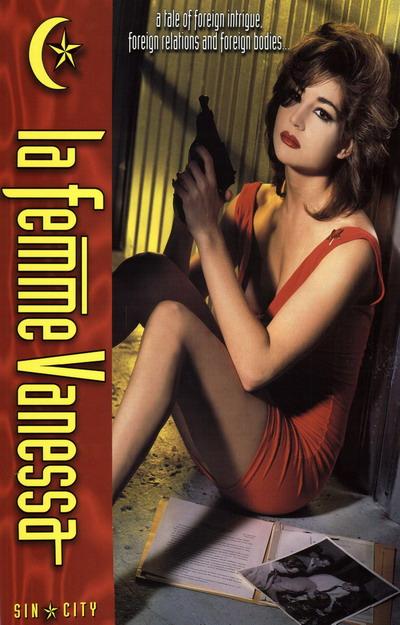 La Femme Vanessa DVD