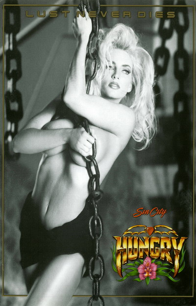 Hungry DVD