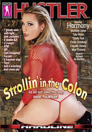 Strollin' In The Colon DVD