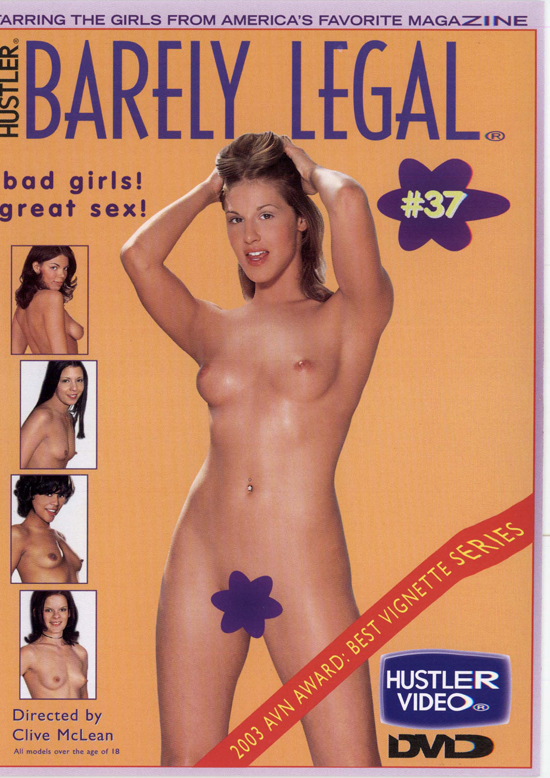 Barely Legal #37 DVD