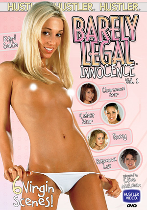 Barely Legal: Innocence #1 DVD