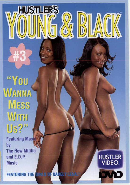 Young and Black #3 DVD