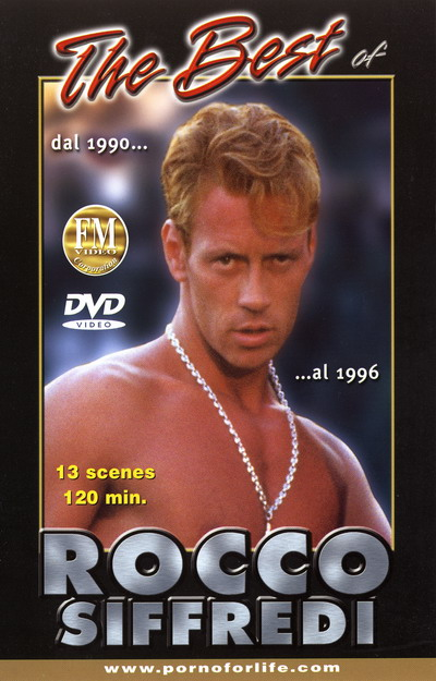 The Best Of Rocco Siffredi DVD