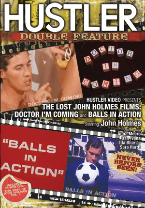 The Lost John Holmes Films DVD