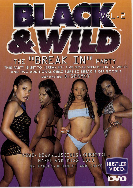 Black and Wild #2 DVD