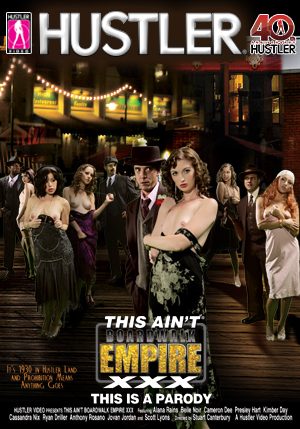 This Ain't Boardwalk Empire XXX DVD