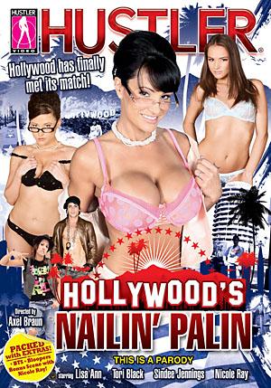 Hollywood's Nailin' Palin DVD
