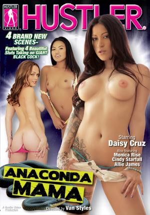 Anaconda Mama DVD