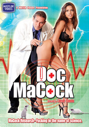 Doc MaCock #1 DVD