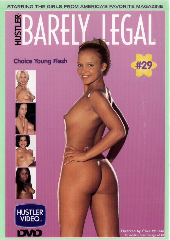 Barely Legal #29 DVD