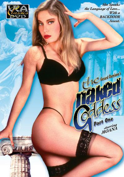 Naked Goddess #1 DVD