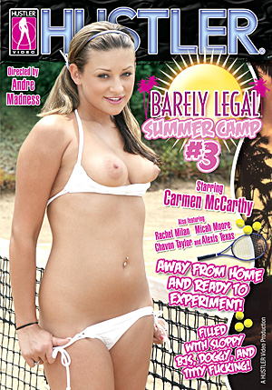 Barely Legal Summer Camp #3 DVD