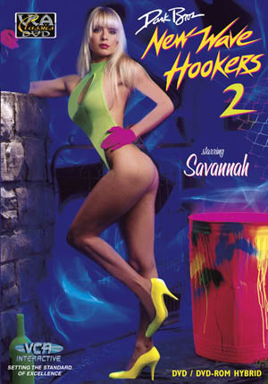 New Wave Hookers #2 DVD