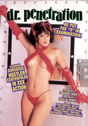 Dr Penetration DVD