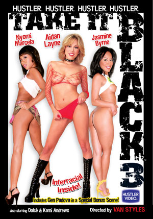 Take It Black #3 DVD