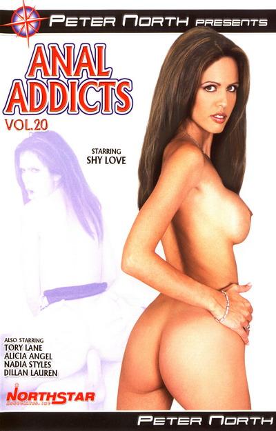 Anal Addicts #20 DVD