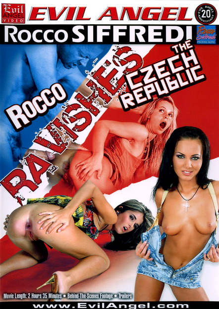 Rocco Ravishes Czech Republic DVD