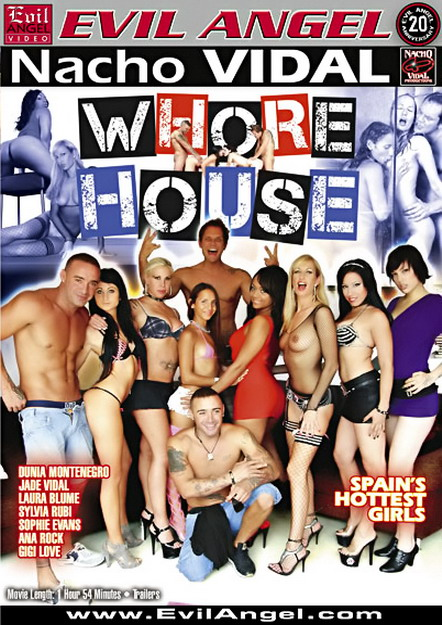 Whore House DVD