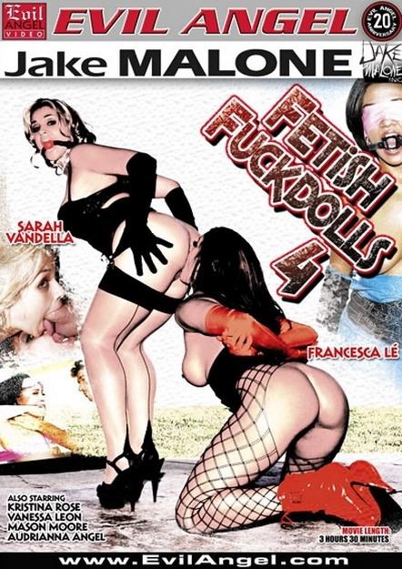 Fetish FuckDolls #04 DVD