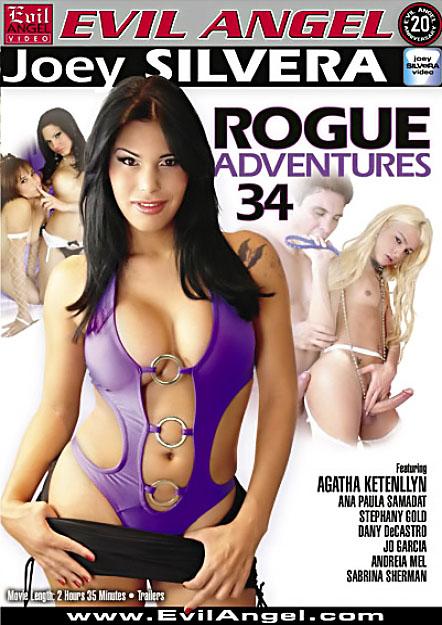 Rogue Adventures #34 DVD