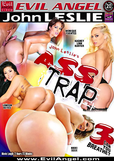 Ass Trap #03 DVD