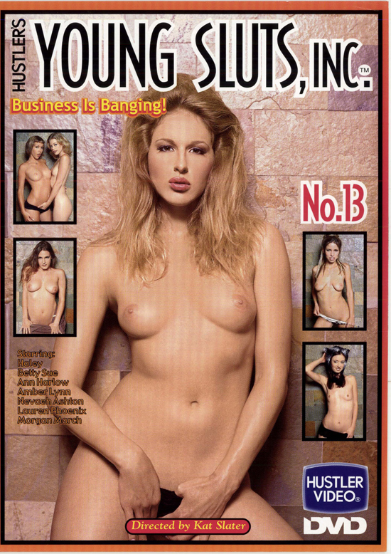 Young Sluts, Inc. #13 DVD
