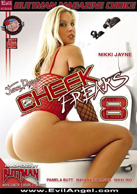 Cheek Freaks #08 DVD