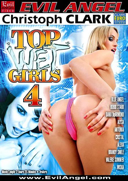 Top Wet Girls #04 DVD