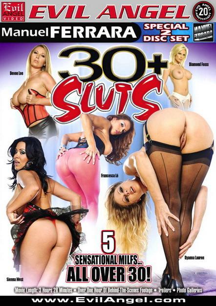 Thirty Plus Sluts DVD
