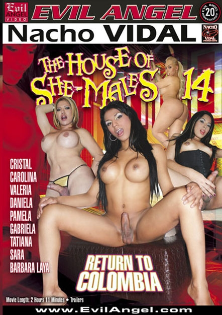 House Of She-Males #14