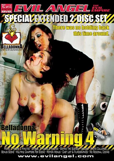 No Warning #04 DVD