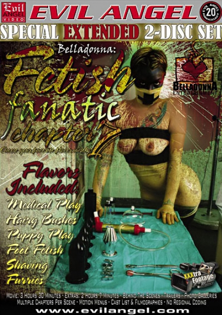 Fetish Fanatic #07 DVD