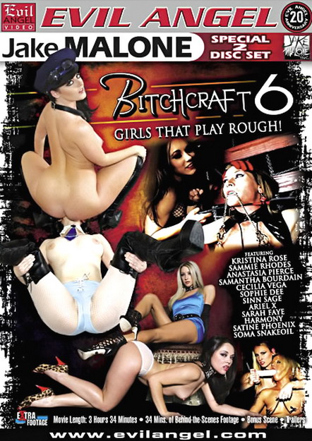 Bitchcraft #06 DVD