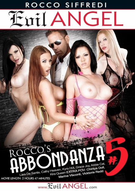 Rocco's Abbondanza #05 DVD