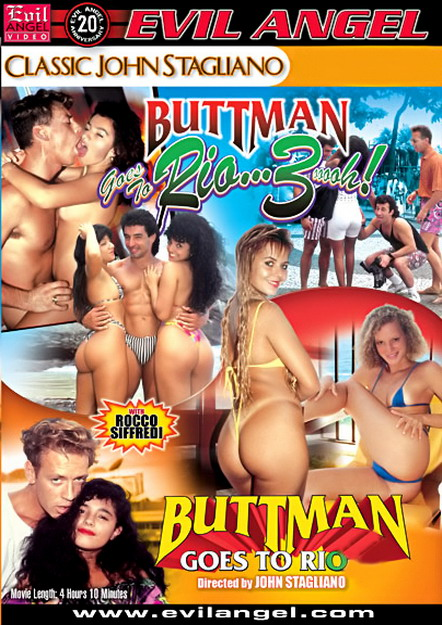 Buttman Goes To Rio #03
