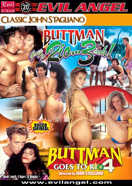 Buttman Goes To Rio #04