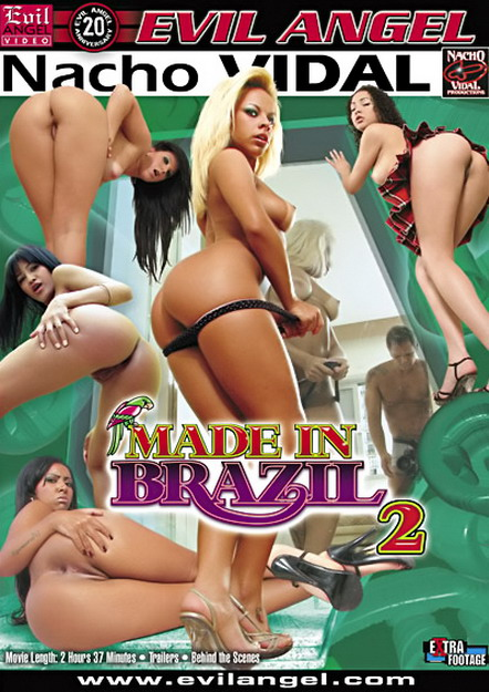 Made In Brazil #02 DVD