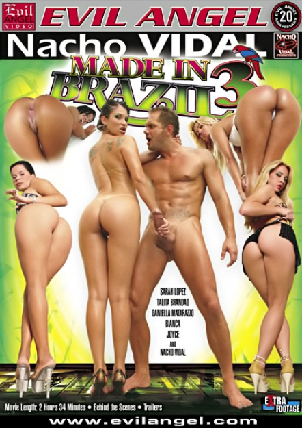 Made In Brazil #03 DVD