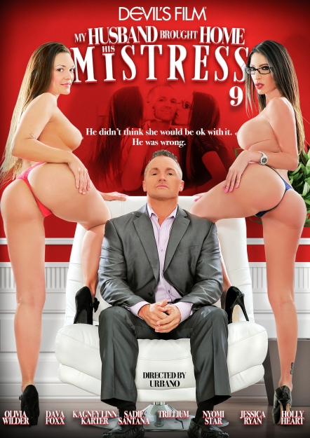 My Husband Brought Home His Mistress #09 DVD