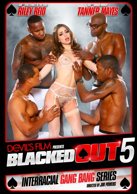 Blacked Out #05 DVD